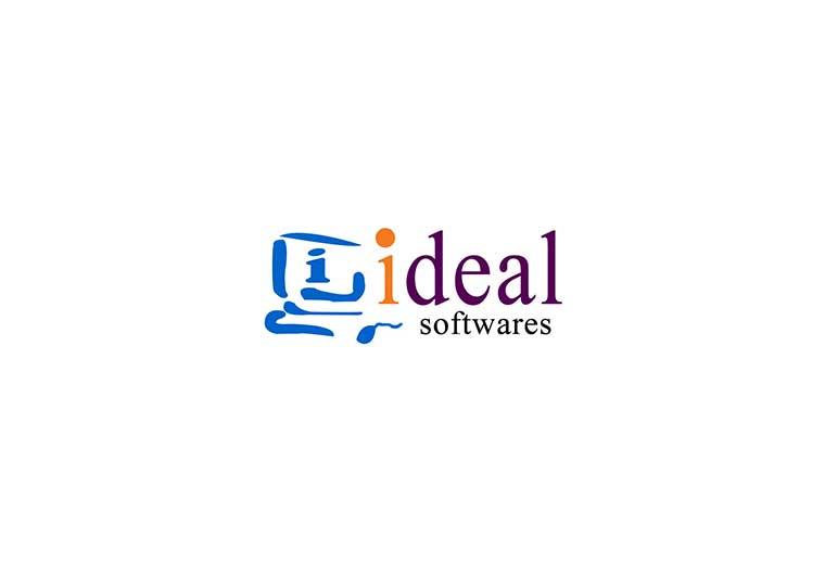 Logotipo da Ideal Softwares